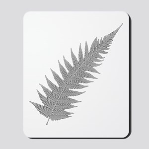 Silver Fern Aotearoa Mousepad