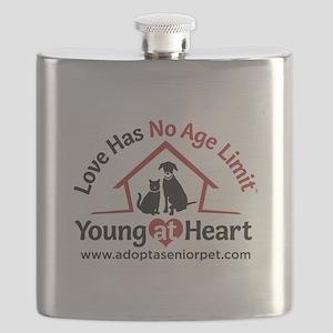 Love Has No Age Limit™ Flask
