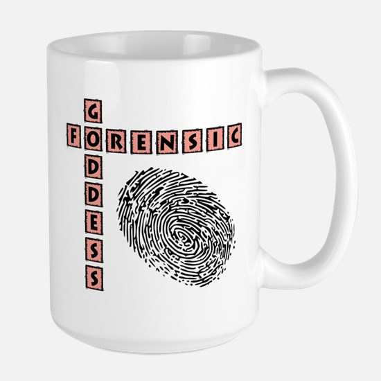 FORENSIC GODDESS Mugs