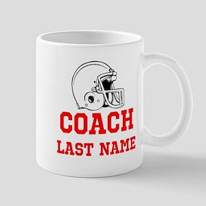 Football Coach Mugs