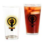 MGTOW2 Drinking Glass