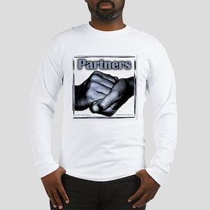 Partners-Triumph of the Spirit Long Sleeve T-Shirt