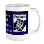 Partners-Triumph of the Spirit Large Mug