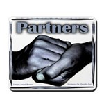 Partners-Triumph of the Spirit Mousepad