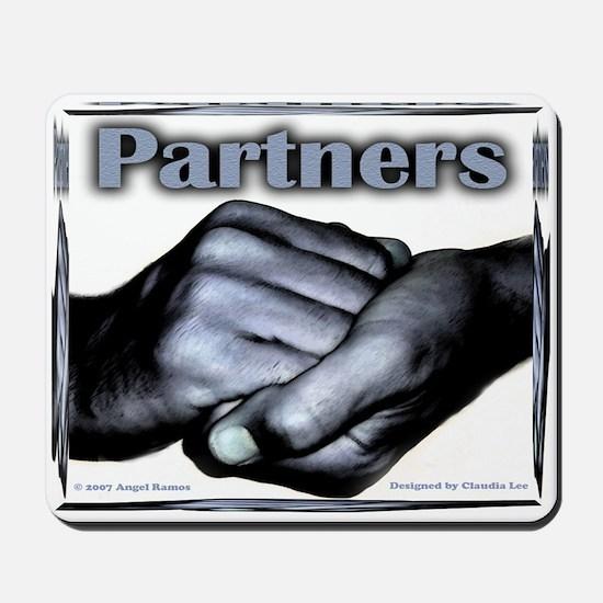Partners-Triumph of the Spirit Mousepad
