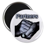 Partners-Triumph of the Spirit Magnet