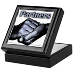 Partners-Triumph of the Spirit Keepsake Box