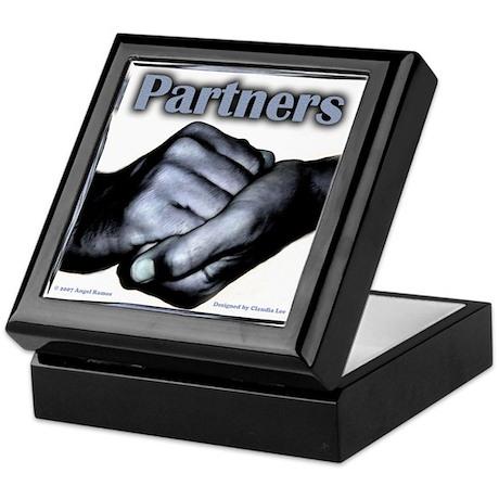 Partners-Triumph of the Spirit Keepsake Box