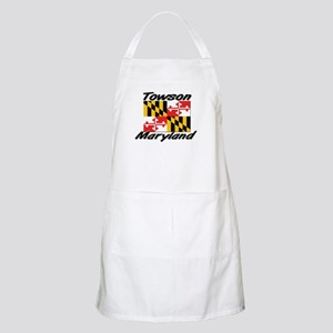 Towson Maryland BBQ Apron