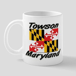 Towson Maryland Mug