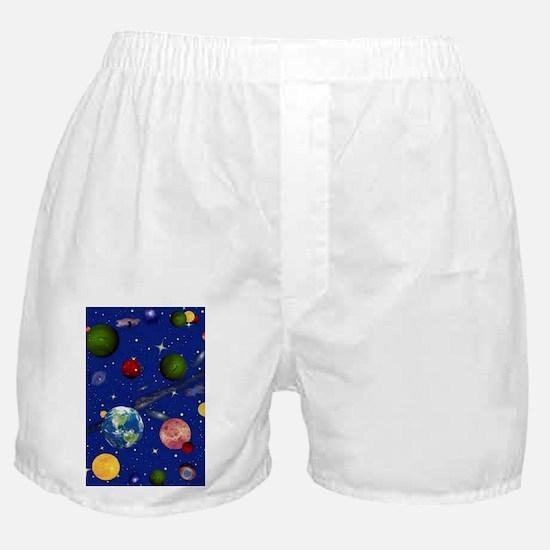 The Universe Boxer Shorts