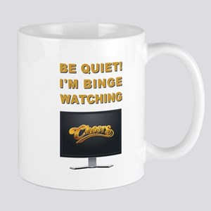 BE QUIET! Mugs