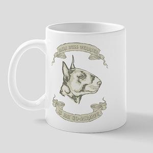 Miniature Bull Terrier Mug