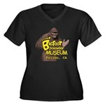 Bigfoot Discovery Museum Logo - Felton Plus Size T