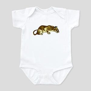 Cougar Infant Bodysuit
