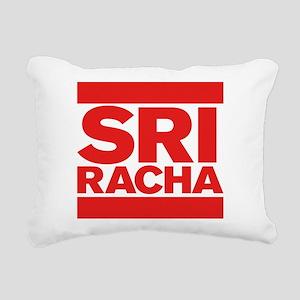 SRIRACHA Rectangular Canvas Pillow