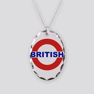 As per The Coin Necklace Oval Charm