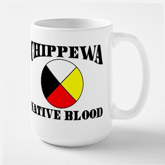 Chippewa Native Blood Large Mug