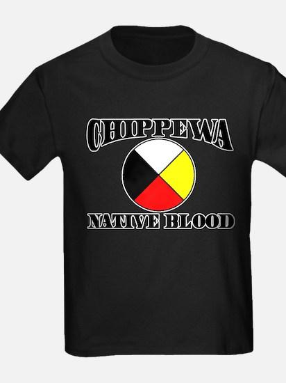 Chippewa Native Blood T