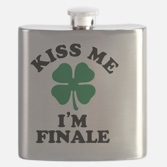 Unique Finale Flask