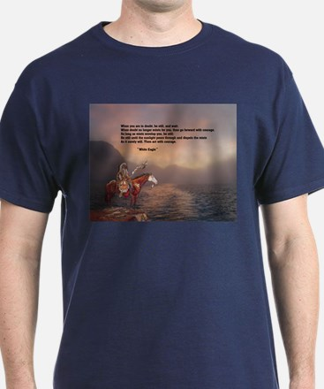 Go Forward with Courage T-Shirt