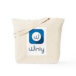 winlystore01 Tote Bag