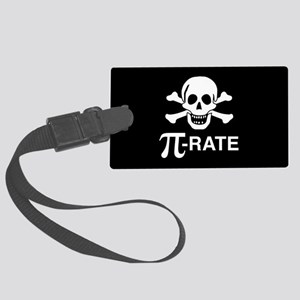 Pi-Rate Large Luggage Tag