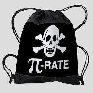 Pi-Rate Drawstring Bag