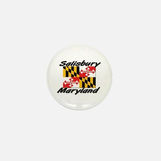 Salisbury Maryland Mini Button