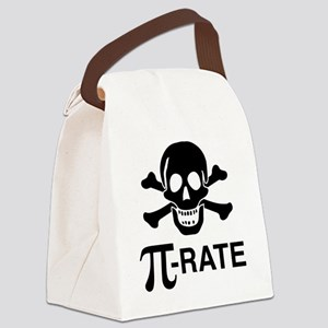 Pi-Rate Canvas Lunch Bag