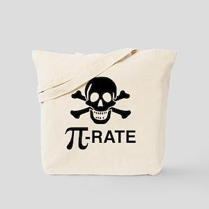 Pi-Rate Tote Bag
