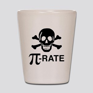 Pi-Rate Shot Glass