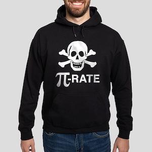 Pi-Rate Hoodie (dark)