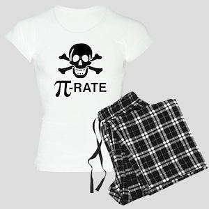 Pi-Rate Women's Light Pajamas