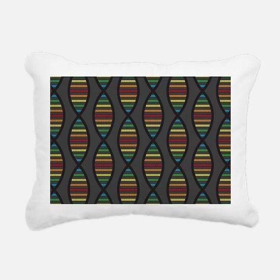 Pretty nerdy Rectangular Canvas Pillow