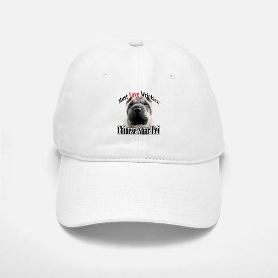 Shar MustLove Baseball Baseball Cap