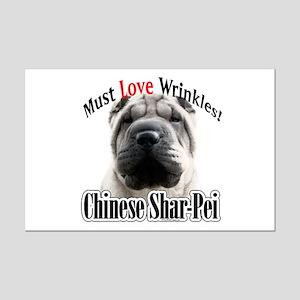 Shar MustLove Mini Poster Print