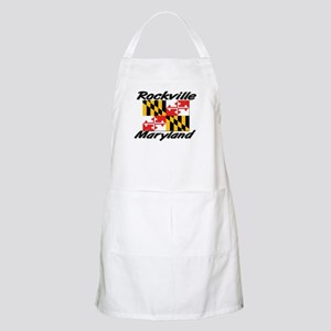 Rockville Maryland BBQ Apron