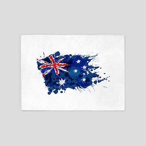 australia 5'x7'Area Rug