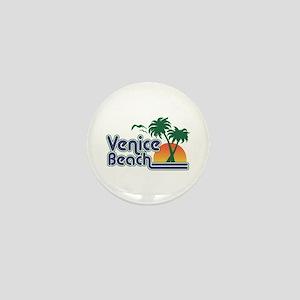 Venice Beach Mini Button