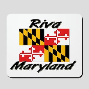 Riva Maryland Mousepad