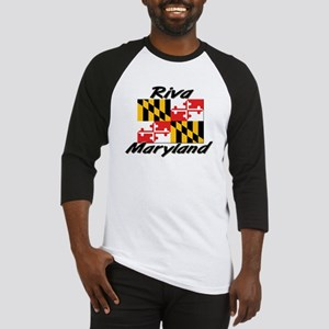 Riva Maryland Baseball Jersey