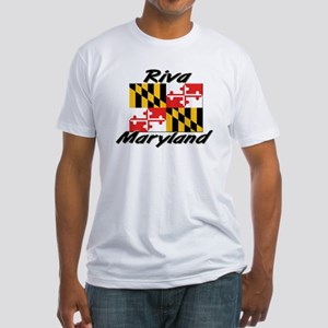 Riva Maryland Fitted T-Shirt