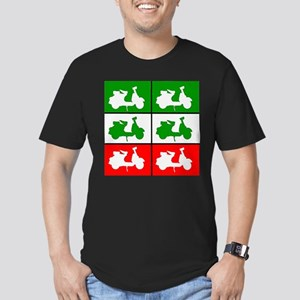 Italian Scooter Graphic T-Shirt