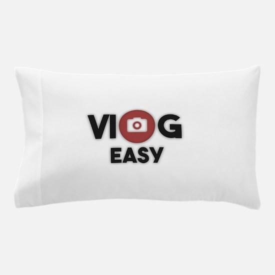 Cute Vlogging Pillow Case