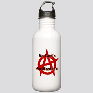 ANARCHY NO GODS NO MA Stainless Water Bottle 1.0L