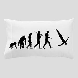 Diving Evolution Pillow Case