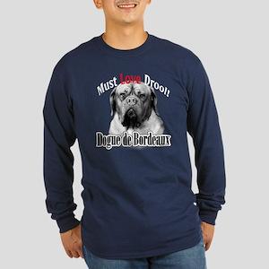 Dogue MustLove Long Sleeve Dark T-Shirt