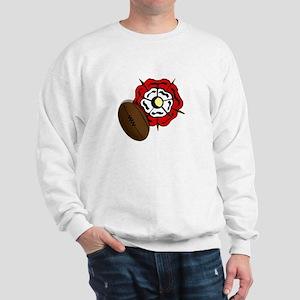 England Rose Rugby Sweatshirt