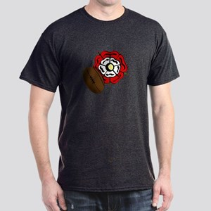 England Rose Rugby Dark T-Shirt
